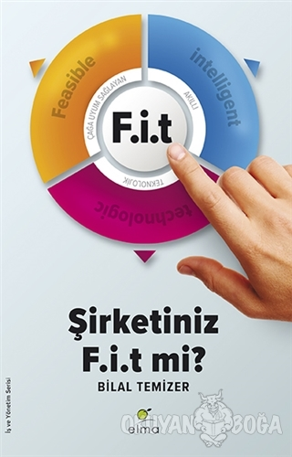 F.i.t - Şirketiniz F.i.t mi? - Bilal Temizer - ELMA Yayınevi