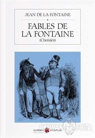 Fables De La Fontaine (Choisies)