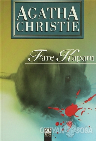 Fare Kapanı - Agatha Christie - Altın Kitaplar