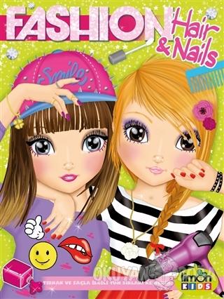 Fashion Hair Nails
