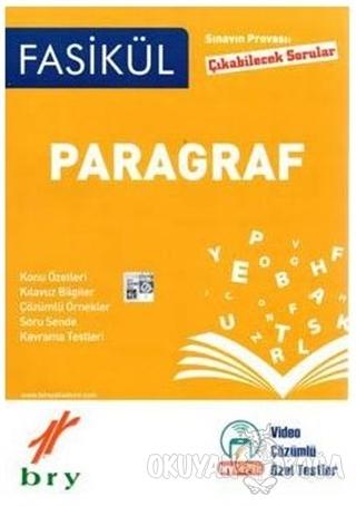 Fasikül Paragraf Çıkabilecek Sorular - Kolektif - Birey Eğitim Yayınla