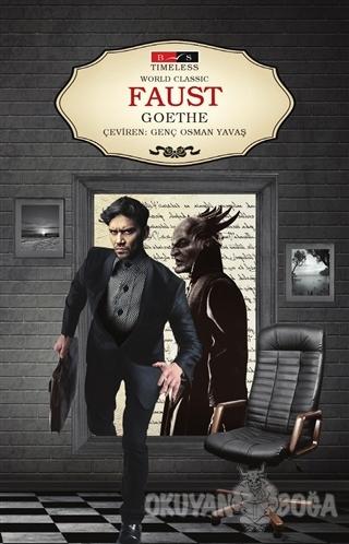 Faust - Johann Wolfgang von Goethe - Bordo Siyah Yayınları