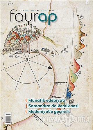 Fayrap Popülist Edebiyat Dergisi Sayı: 97 Haziran 2017 - Kolektif - Fa