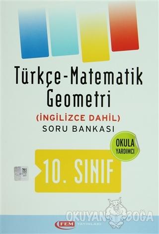 Fem 10. Sınıf Türkçe - Matematik - Geometri - (İngilizce Dahil) Soru B