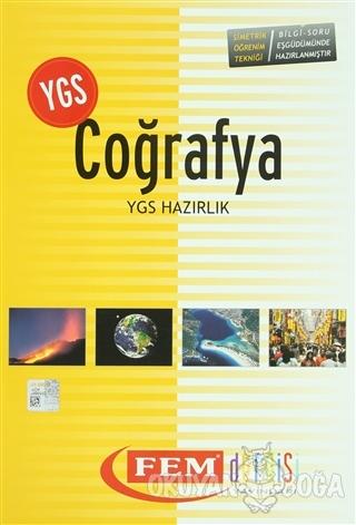 Fem YGS Hazırlık Coğrafya - Kolektif - Fem Simetri Yayınları