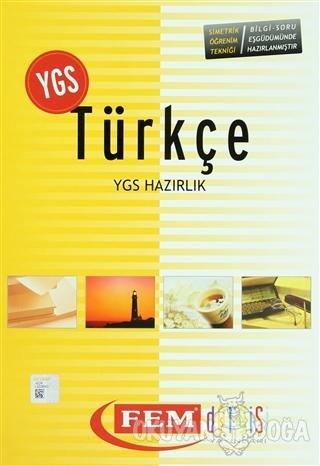 Fem YGS Hazırlık Türkçe - Kolektif - Fem Simetri Yayınları