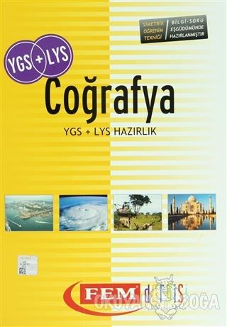 Fem YGS + LYS Hazırlık Coğrafya - Komisyon - Fem Simetri Yayınları