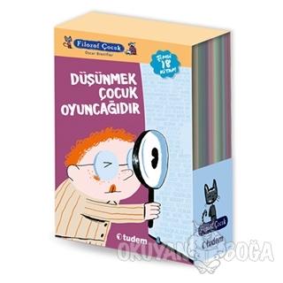 Filozof Çocuk Serisi (18 Kitap Takım)