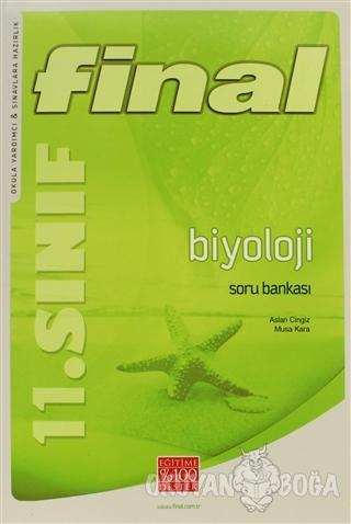 Final 11. Sınıf Biyoloji Soru Bankası - Aslan Cingiz - Final Yayınları