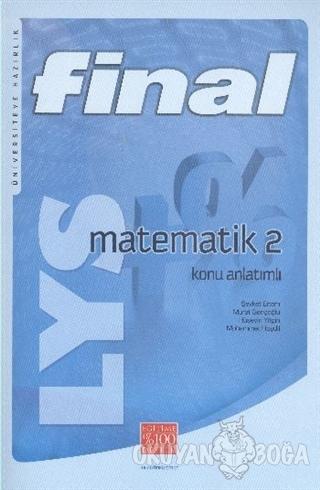 Final LYS Matematik 2 Konu Anlatımlı - Şevket Ertem - Final Yayınları