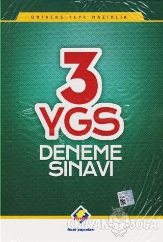 Final YGS 3 Deneme Sınavı - Komisyon - Final Yayınları