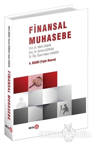 Finansal Muhasebe - Metin Saban - Beta Yayınevi