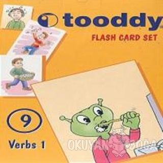 Flash Card Set: 9 (Verbs 1 / Fiiller 1) - Kolektif - Tudem Yayınları