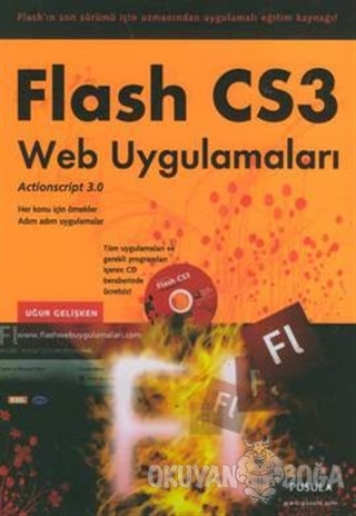 Flash CS3 Web Uygulamaları