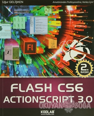 Flash CS6 ve ActionScript 3.0