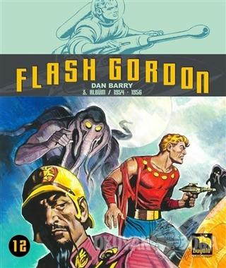 Flash Gordon 12. Cilt - Dan Barry - Büyülü Dükkan