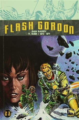 Flash Gordon 23. Cilt - Dan Barry - Büyülü Dükkan