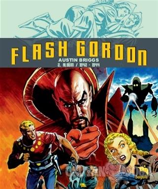 Flash Gordon Cilt 9 - Austin Briggs - Büyülü Dükkan
