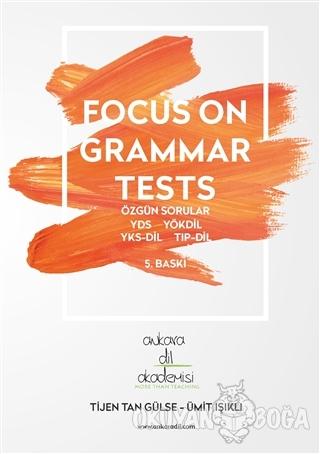 Focus On Grammar Tests
