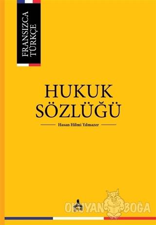 Fransızca Türkçe Hukuk Sözlüğü