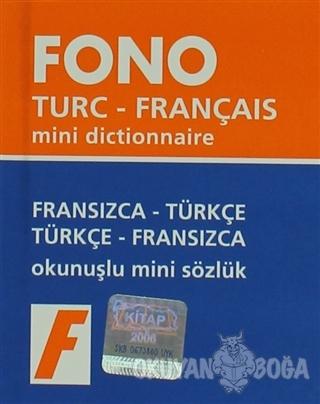 Fransızca / Türkçe - Türkçe / Fransızca Mini Sözlük