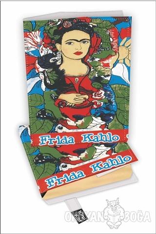 Frida Kahlo Kitap Kılıfı Kod - S-2919001 - - Kirpi Poster - Kitap Kılı