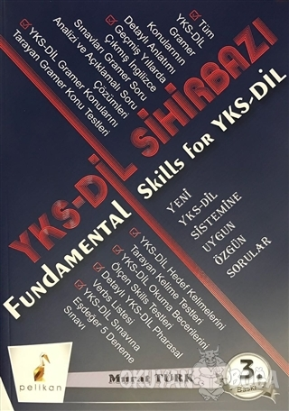 YKS-DİL Sihirbazı Fundamental Skills For YKS-DİL