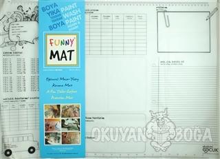Funny Mat 1001 Çalışma Masam - Kolektif - Akademi Çocuk - Funny Mat