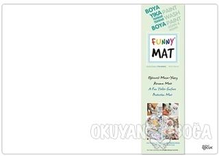 Funny Mat Serbest Çalışma Büyük Boy - Kolektif - Akademi Çocuk - Funny