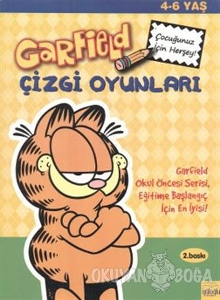 Garfield ile Çizgi Oyunları