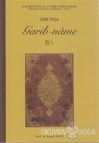 Garib-name (2-1 Cilt) - Aşık Paşa - Türk Dil Kurumu Yayınları