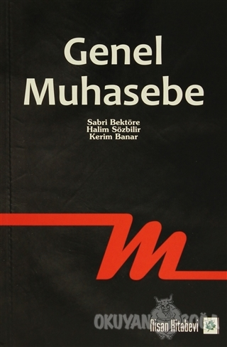 Genel Muhasebe - Sabri Bektöre - Nisan Kitabevi - Ders Kitaplar