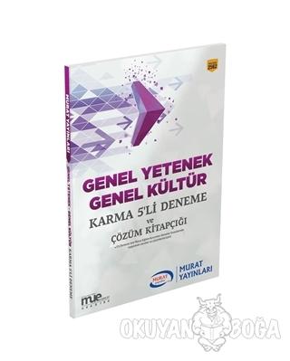 Genel Yetenek Genel Kültür Karma 5'li Deneme ve Çözüm Kitapçığı - Kole