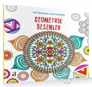 Geometrik Desenler - Yetişkinler İçin Boyama