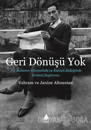 Geri Dönüşü Yok - Janine Altounian - Aras Yayıncılık