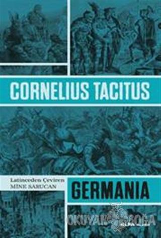 Germania - Cornelius Tacitus - Alfa Yayınları