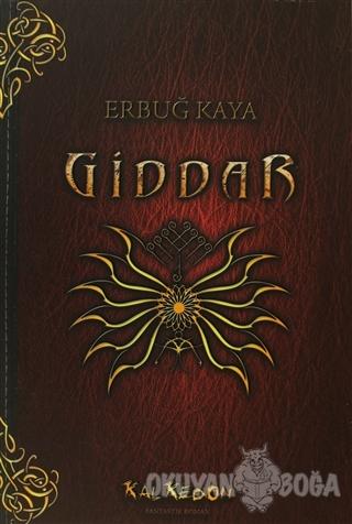 Giddar - Erbuğ Kaya - Kalkedon Yayıncılık