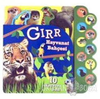 Gırr Hayvanat Bahçesi (Elektronik Kitaplar) - Kolektif - Doğan Egmont