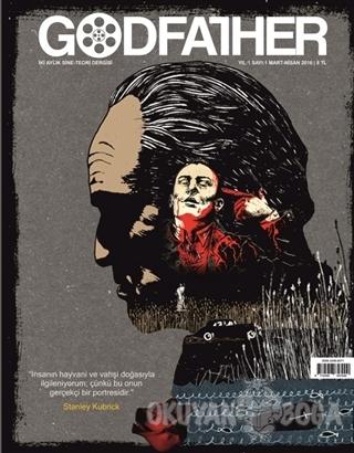 Godfather Dergisi Sayı: 1 - Kolektif - Düşünbil Dergisi Yayınları