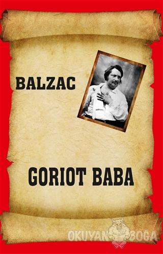 Goriot Baba - Honore de Balzac - Serüven Kitap