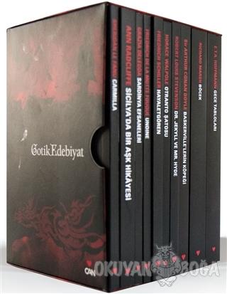 Gotik Edebiyat (10 Kitap Takım)