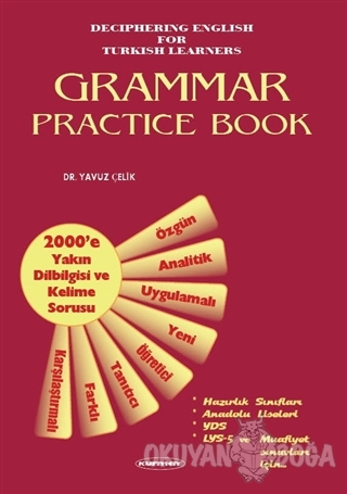 Grammar Practice Book