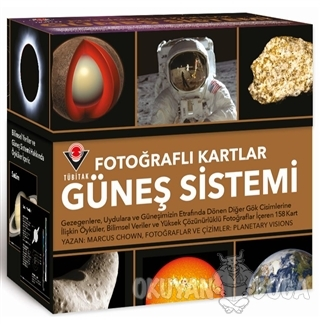 Güneş Sistemi - Fotoğraflı Kartlar