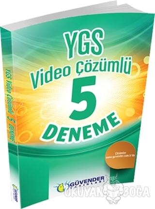 Güvender YGS Video Çözümlü 5 Deneme - Kolektif - Güvender Yayınları