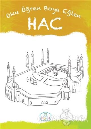 Hac - Oku Öğren Boya Eğlen - Cüneyt Dal - Fidan Yayınları