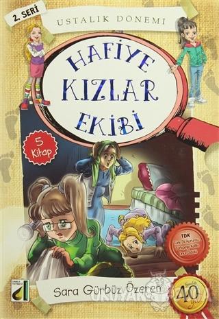 Hafiye Kızlar Ekibi 2. Seri - Ustalık Dönemi (5 Kitap Takım)