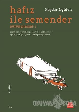 Hafız ile Semender - Haydar Ergülen - Kırmızı Kedi Yayınevi
