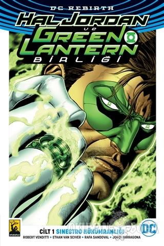 Hal Jordan ve Green Lantern Birliği 1 - Sinestro Hükümranlığı