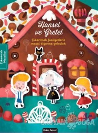 Hansel ve Gretel - Kolektif - Doğan Egmont Yayıncılık
