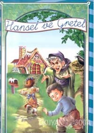 Hansel ve Gretel - Anonim - Ya-Pa Yayınları